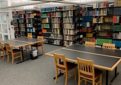 IJS reading room and collections